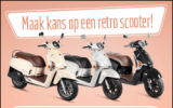 Retro Scooter Winnen