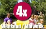 Gratis weekend/midweek Weerterbergen voor 6 personen